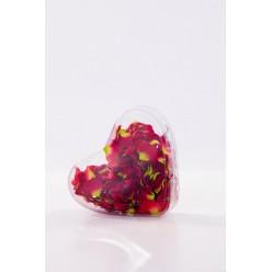 Лепестки роз красных искусственные (250 шт/уп) 07.8887