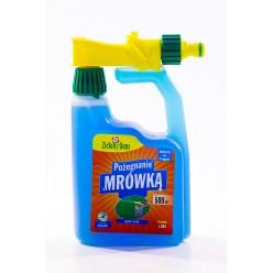 Жидкость против муравьёв 950мл х 1000м.кв. Атомизатор
