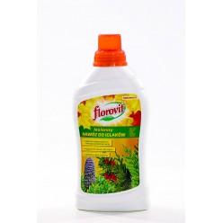 Удобрение Флоровит (Florovit) для хвойных осеннее жидкое, 1 л