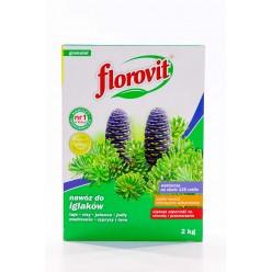 """Удобрение """"Флоровит"""" (Florovit) для хвойных гр. 2 кг, коробка"""