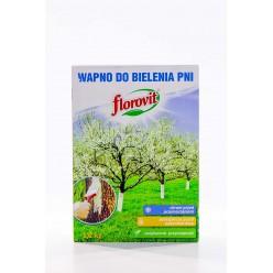 Известь для побелки стволов Флоровит (Florovit) 1.2 кг, коробка