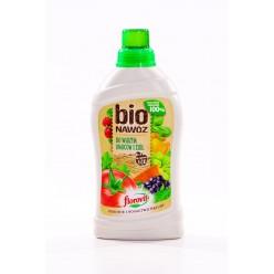 Удобрение Флоровит Про Натура БИО для овощей, фруктов и трав жидкое 1л