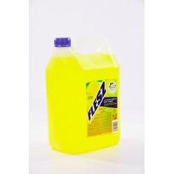 """Универсальное моющее средство """"Flesz"""", Lemon Power, 5 л"""