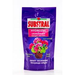Укоренитель Гидрогель для балконных цветов 100гр, Субстраль
