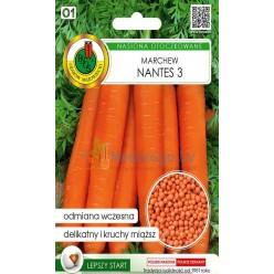 """Морковь Нантская гран. 300шт. (семена) """"PNOS""""Р"""