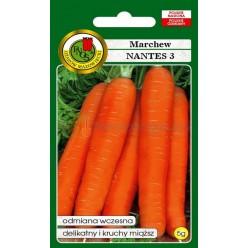"""Морковь """"Нантская"""" 5г."""