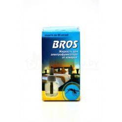 """Жидкость к электрофумигатору от комаров """"Bros"""" на 60 ночей"""