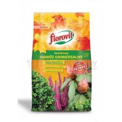 Удобрение Флоровит(Florovit) осеннее универсальное, 3 кг (мешок)