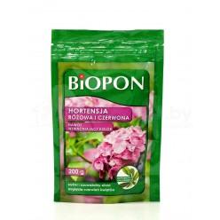 Биопон Красная и розовая гортензия - усиливает насыщенность цвета  200г 1561