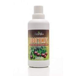 Зоогумус для ягодных культур и плодовых деревьев Ferti+ 500мл
