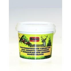 Биотехническое средство для защиты растений от повреждения дикими копытными животными «BORG eco»