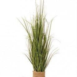 Трава искусственная в горшке 0,91 м