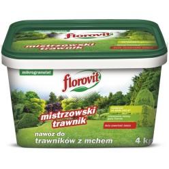 Удобрение Florovit для газона 4кг