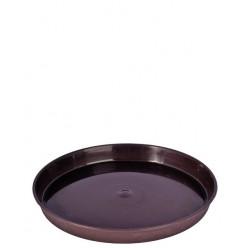 Подставка для горшка под дерево 35 см коричневый