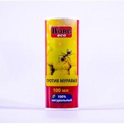 Порошок против муравьев BORG Эко 100 мл