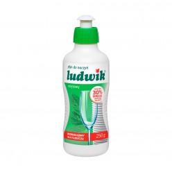 """Средство для мытья посуды """"Ludwik"""", мята, 250 гр"""