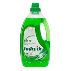"Гель для стирки белых тканей WHITE ""Ludwik"" 1,5 л"