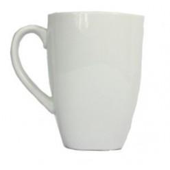 Чаша фарфоровая 300 мл белая