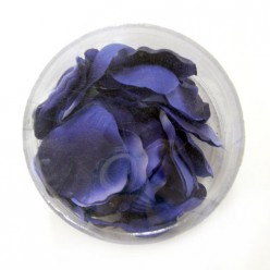 Лепестки роз фиолетовых искусственные (50 шт/уп) 07.7791