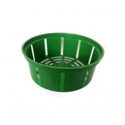 Корзинка для луковиц пластмассовая круглая 20см OSL-01-003