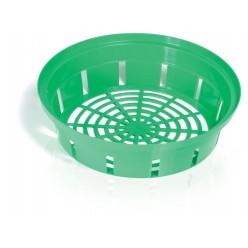 Корзинка для луковиц пластмассовая 20см круглая