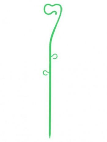 Опора пластмассовая для Орхидей салатовый 39см 0309PS-Т02