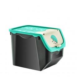 Контейнер пластиковый для хранения овощей 12л HOB021506