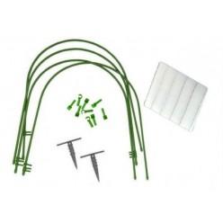 Минипарник сборный 1,8х3м  (дуги+агроволокно+шпильки) EVA8105