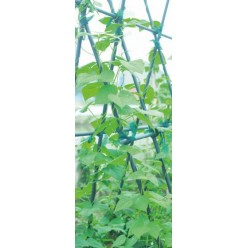 """Соединитель для садовых опор диаметром 11мм  тип """"V""""  2шт/уп EVA8143"""