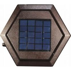 Фонарь садовый на солнечной батарее 4V/300МА 159см SOL1005