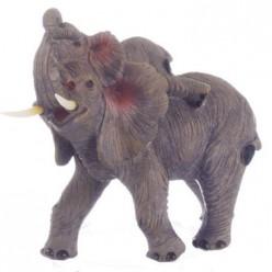 Фигурка керамич. Слон со слонёнком 23 см арт. OH02597