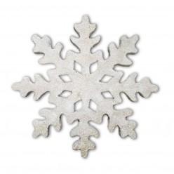 Снежинка 50 см. золотая арт. 615983 247470