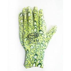Перчатки защитные (п/э полиуретан), размер 7, микс