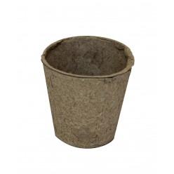 Горшок торфяной круглый 6х6см 60шт/уп EDA8464