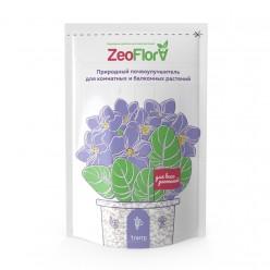 Почвоулучшитель ZeoFlora универсальный для комнатных и балконных растений, 1 л