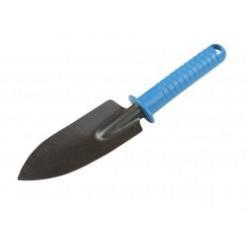 Лопатка для пересадки растений металлическая с ручкой
