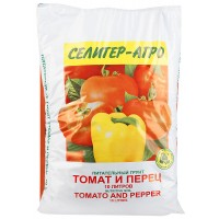 """Торфяной грунт """"Томат и перец""""  10л."""