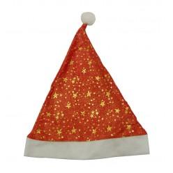Шапка Деда Мороза текстильная TG27014