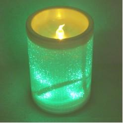 Свеча с LED-подсветкой TG28781