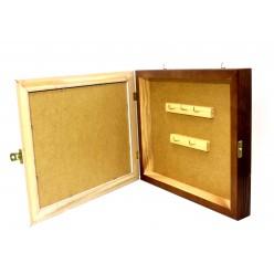 Ключница деревянная LASER-R