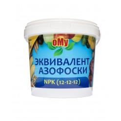 Органоминеральное удобрение ОМУ Эквивалент азофоски 1л