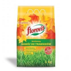 """Удобрение """"Флоровит""""(Florovit) для газона осеннее, 1 кг (мешок)"""