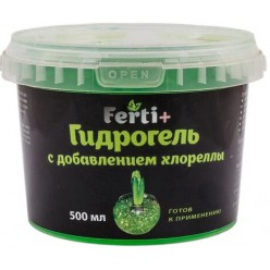 Гидрогель с хлореллой Ferti+ 500мл