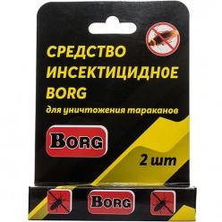Средство от тараканов Borg 2шт/уп