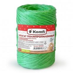 Шпагат полипропиленовый, цилиндр, 1,6мм*100м зеленый Komfi