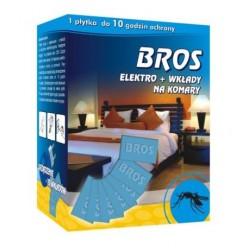 """Электрофумигатор с пластинами от комаров """"Bros"""""""