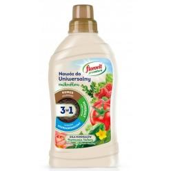 Удобрение Флоровит Про Натура Микрофлора 3в1 универсальное жидкое 1кг