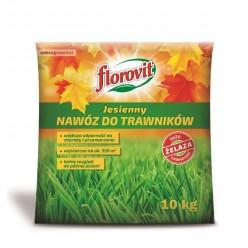 Удобрение Флоровит (Florovit) для газона осеннее 10 кг, (мешок)