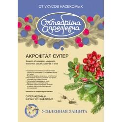"""""""Акрофтал Супер"""" от комаров и слепней 100мл 029961"""
